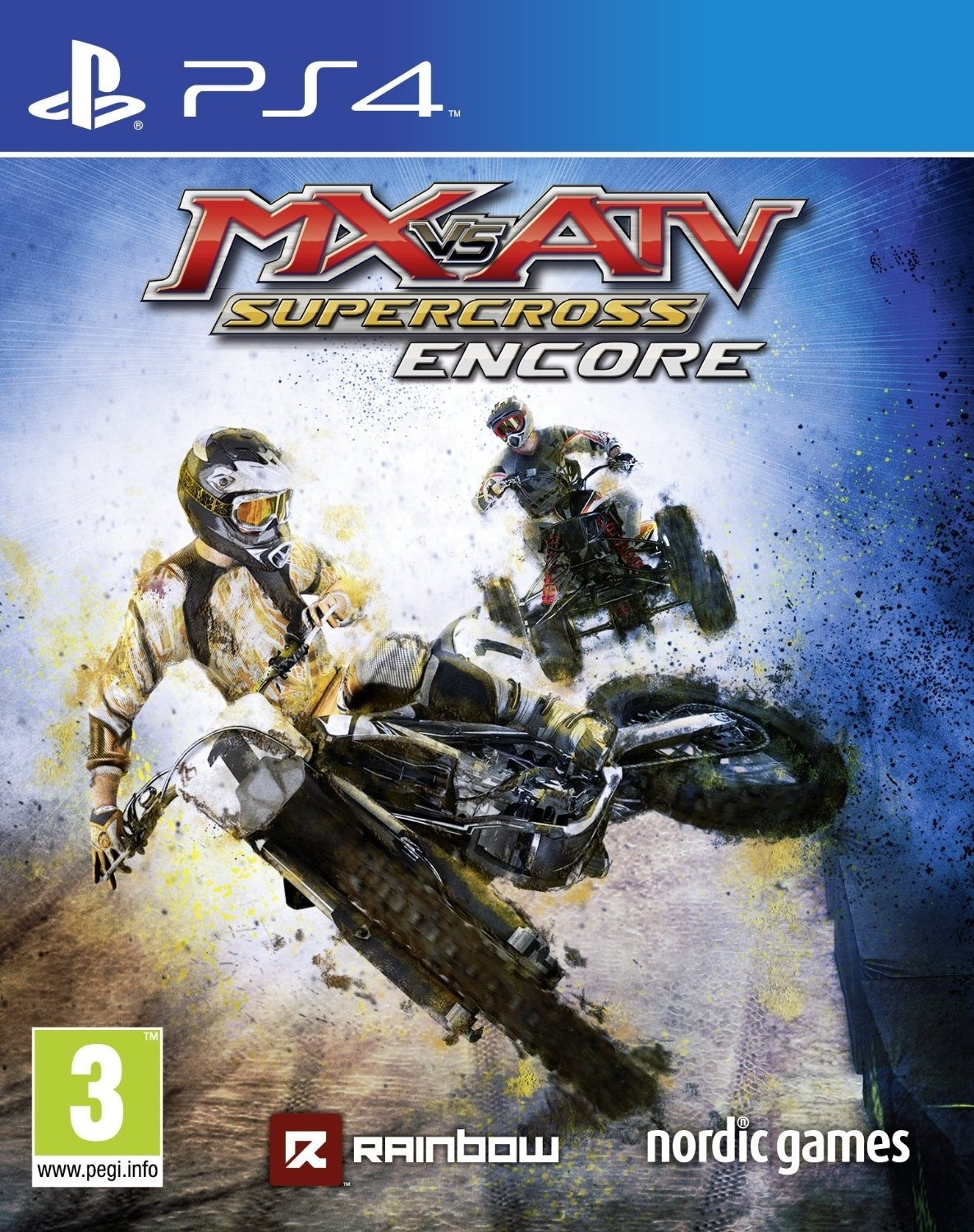 MX vs. ATV Supercross Encore (PS4)